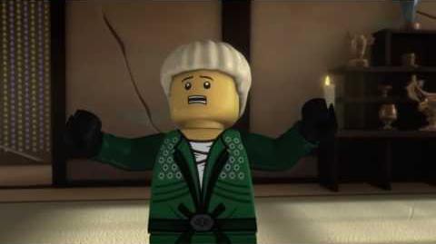 Lloyd - LEGO Ninjago - Meet the Ninja - Character Spot