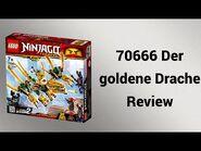 Klein aber Fein - 70666 Der goldene Drache Review - Steinfreund2014