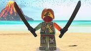 Ronin Lego Ninjago Movie Game