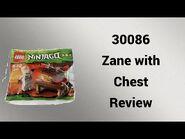 Ein Polybag voller Geheimnisse! - 30086 Zane with Chest Review - Steinfreund2014