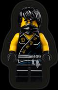 Tournament Cole Minifigure