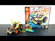 Lego Ninjago 71706 Coles Speeder Unboxing & Review-LegoBuilder
