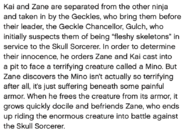 Zanes Storyline