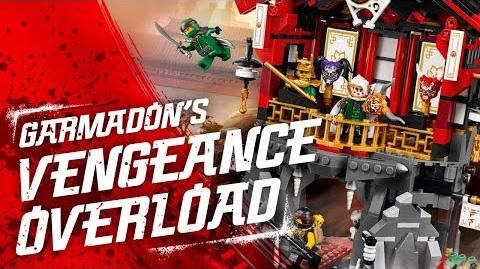 Ride Ninja - 70643 Temple of Resurrection - LEGO NINJAGO