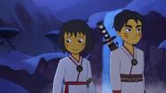Akita und Kataru