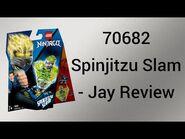 70682 Spinjitzu Slam - Jay Review -deutsch- - Steinfreund2014