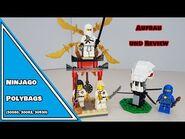 NINJAS IN TÜTEN! - LEGO® Ninjago Polybags Aufbau & Review - 30080, 30082, 30530 (deutsch)