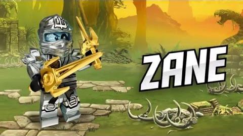 Ninjago season 4 meet Zane