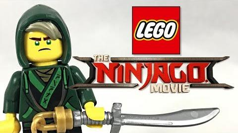 LEGO Ninjago Movie Lloyd review! 2017 polybag 30609!