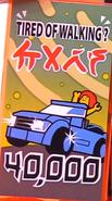 70620 Auto-Werbung