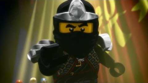 Cole - LEGO Ninjago - Meet the Ninja - Character Spot