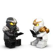 Ninja Karten