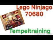 Lego Ninjago 70680 - Tempeltraining - Review deutsch