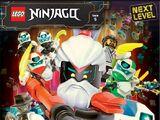 LEGO Ninjago Trading Card Game Serie 5 Next Level
