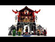 LEGO Ninjago Set 70643 - Tempel der Auferstehung - Review deutsch