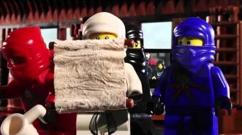 How Lloyd Became the Green Ninja - LEGO Ninjago - Stop Motion-0