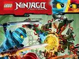 LEGO Ninjago Trading Card Game Serie 2