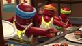 Ninjago Sushi Chefs