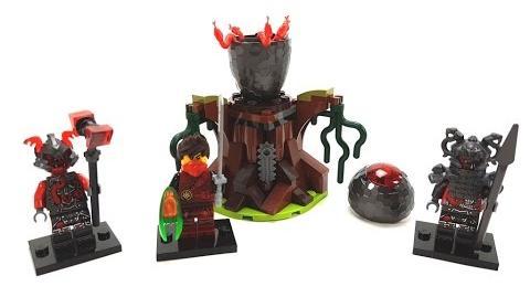LEGO Ninjago Set 70621 Vermillion Falle Unboxing & Review deutsch