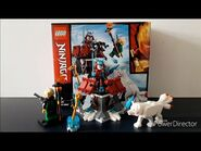 LEGO Ninjago 70671 Angriff des Eis-Samurai Unboxing und Review