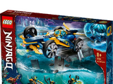 71752 Ninja-Unterwasserspeeder