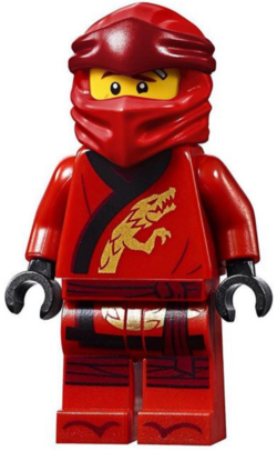 Schwanz Ninja Vater-Tochter