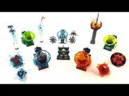 Alle LEGO Ninjago Spinjitzu Slam Spinner im Test - 70681 , 70682 , 70683 , 70684