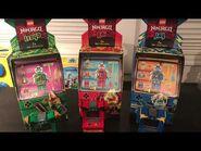 LEGO® NINJAGO Arcade Kapseln 71714, 71715, 71716