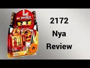 Auch Frauen können kämpfen! - 2172 Nya Review -deutsch- - Steinfreund2014