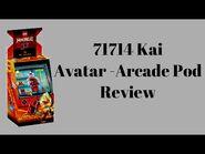 71714 Kai Avatar - Arcade Pod Review - Steinfreund2014