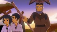 Kataru und der Stammeshäuptling