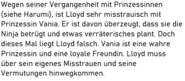 Lloyd Geschichte S13