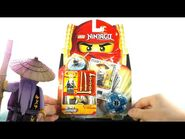 Aus 2011! Lego Ninjago 2255 Sensei Wu Unboxing & Review-LegoBuilder
