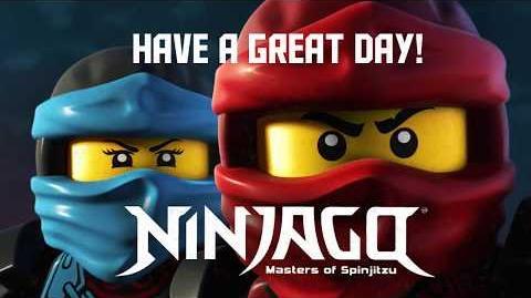 Ninjago SDCC 2017 panel slides