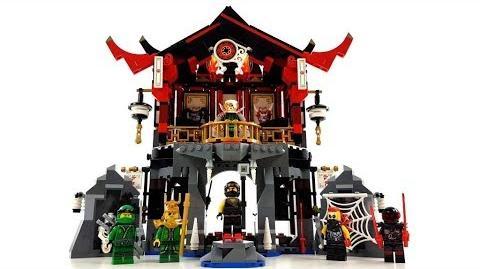 LEGO Ninjago Set 70643 - Tempel der Auferstehung Review deutsch