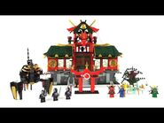 LEGO Ninjago Retro Review - Set 70728 Ninjago City - Jahr 2014
