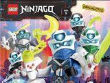 LEGO Ninjago Trading Card Game Serie 5