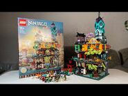 Wenig Garten, trotzdem ein ehrfürchtiges Set! - LEGO 'Ninjago City Gardens' 71741 Review!