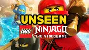 LEGO NINJAGO the Videogame UNSEEN Warner Trailer for DS PRE RELEASE RARE EXCLUSIVE -HD-