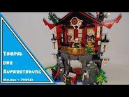 VON DEN TOTEN! - LEGO Ninjago Tempel der Auferstehung Review - 70643 (deutsch)