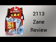 Eiskalt - 2113 Zane Review -deutsch- - Steinfreund2014