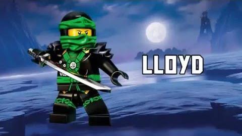 LEGO Ninjago Possession - Lloyd
