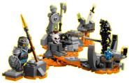 71721 Skull Sorcerers Dragon 6