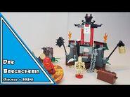 HEILIGER TRAININGSORT - LEGO® Ninjago Bergschrein Review - 2254 (deutsch)