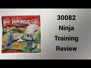 Eine nette Gratisbeigabe - 30082 Ninja Training Review -deutsch- - Steinfreund2014