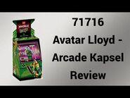 Lloyd der Schläger - 71716 Avatar Lloyd - Arcade Kapsel Review - Steinfreund2014