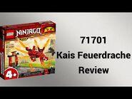 Jetzt wird es heiß! - 71701 Kais Feuerdrache - Steinfreund2014