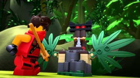 LEGO® Produktanimation 70752 Dschungelfalle