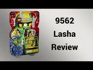 Eine giftige Review - 9562 Lasha Review -deutsch- - Steinfreund2014