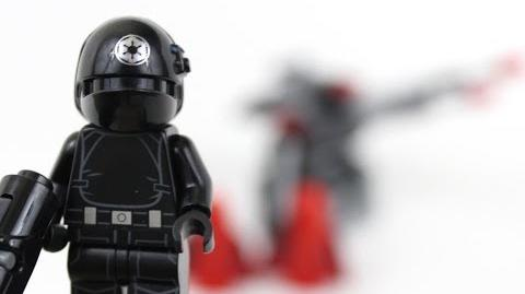LEGO Star Wars Death Star Troopers Battle Pack Review 75034